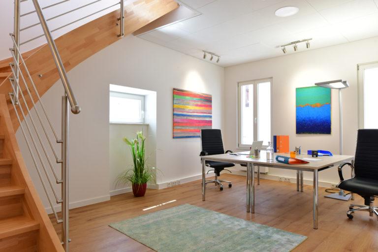 Büro-Suite 3 Kunsthaus 25 - Premium Büros