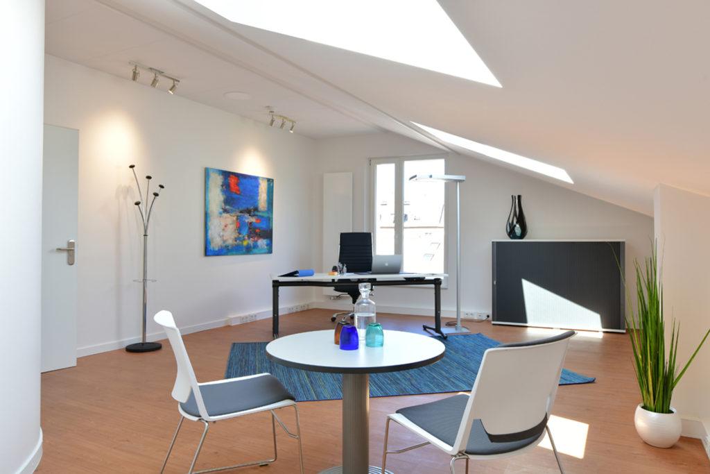 Büro-Suite Kunsthaus 25