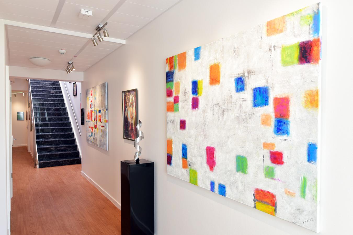 Open Space Kunsthaus 25 - Kunstvolle Flur