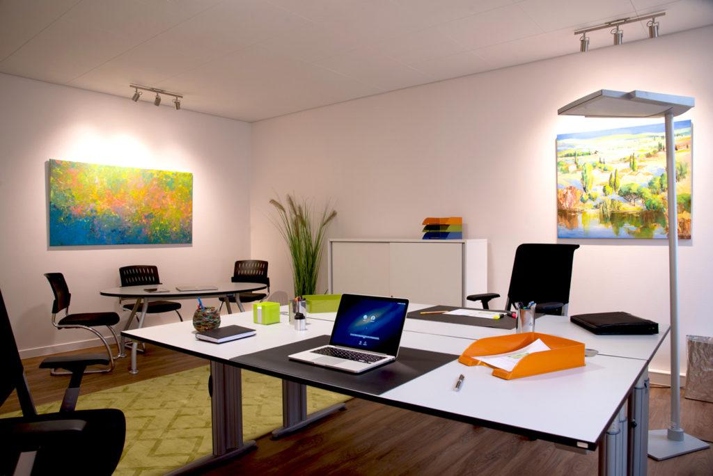 Teambüro Kunsthaus 25