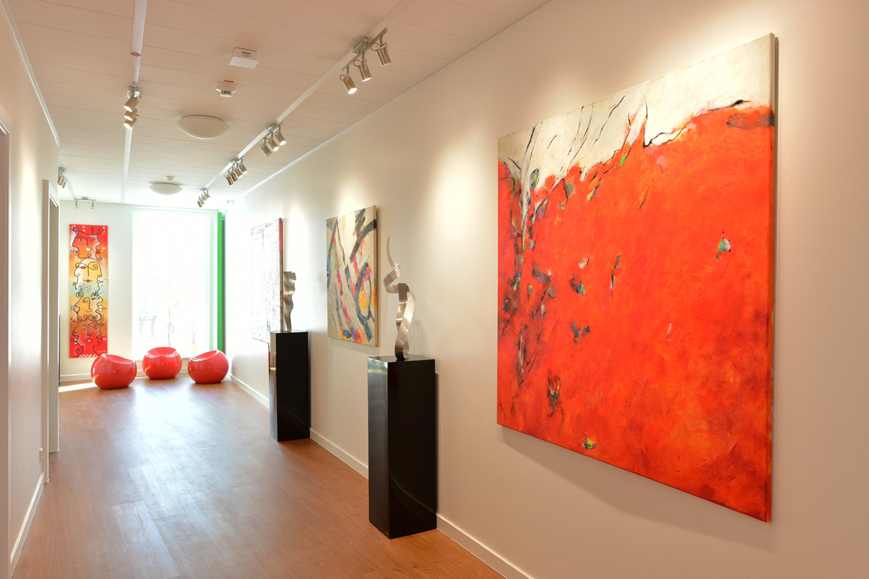 Open Space Kunsthaus 25 - Kunstvolle Flure