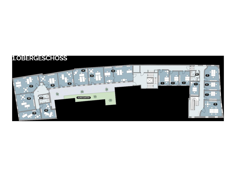 Entdecken Sie das Kunsthaus 25